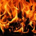 FIGYELEM FELHÍVÁS - Az avar és kerti hulladék égetése