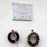 Dózsa György emléktábla Kéthelyen