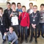 Diákolimpiai sakk sikerek