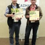 Nemzetközi versenyen ért el aranyérmet Szabó Zsolt muskotálya