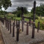 Hősök napi megemlékezés a kéthelyi temetőben