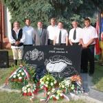 Trianoni emlékművet avattak Kéthelyen
