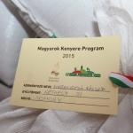 Somogyi búza a Magyarok Kenyerében